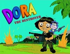 Futurama Yo Leela Leela Dora the Destroyer.jpg