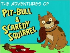Futurama Yo Leela Leela The Adventures of Pit-Bull & Scaredy Squirrel.jpg